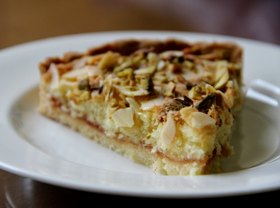 frozen wings: Italian Almond Tart