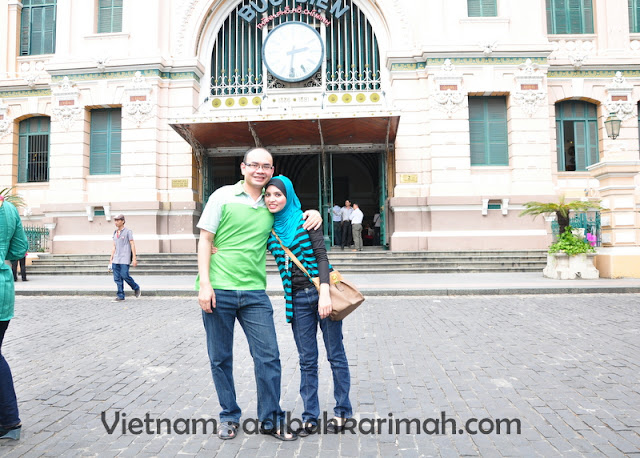 free trip to vietnam from hai-o for premium beautiful top agents in front vietnam post office