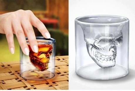 cool shot glass