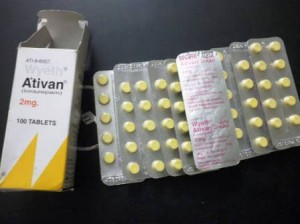 ativan and alcohol