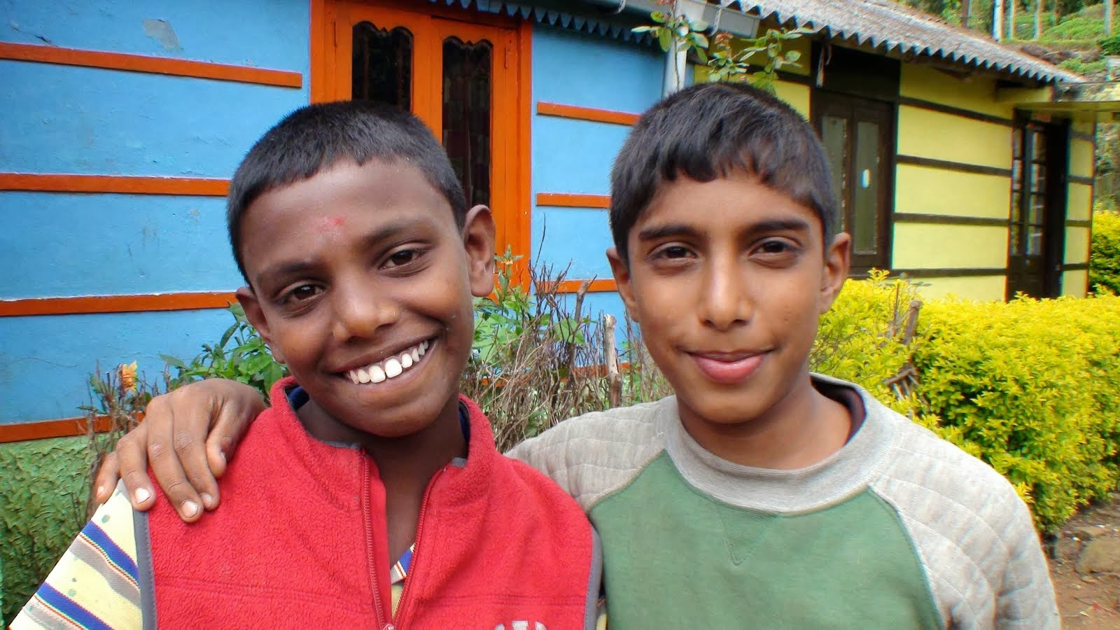 Rencontre sri lankaise