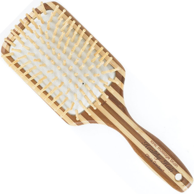 Bamboo Hair Brush3