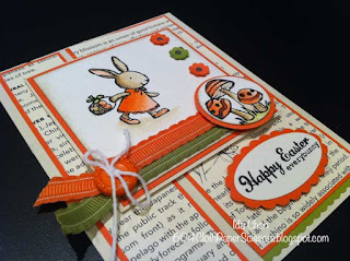 Every Bunny Easter Card Stampin' Up!