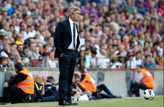 Pellegrini ahead First Trophy With Manchester City