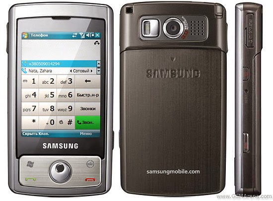 Samsung I740 Flash Files