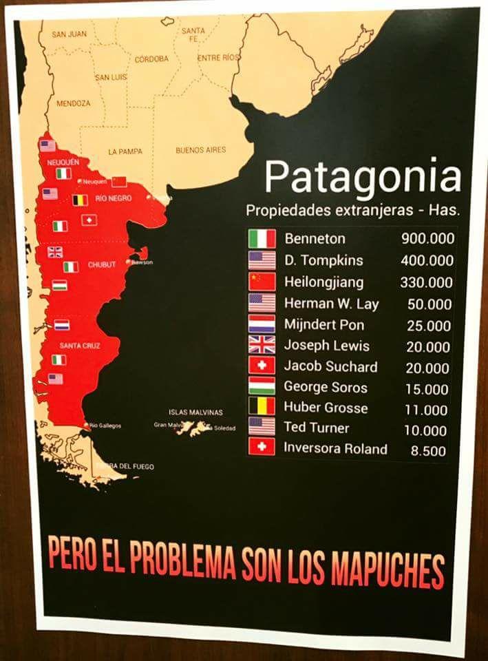 Patagonia ¿argentina?