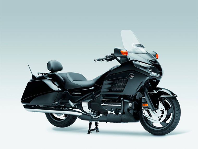 The 2013 Honda Gold Wing F6B Deluxe
