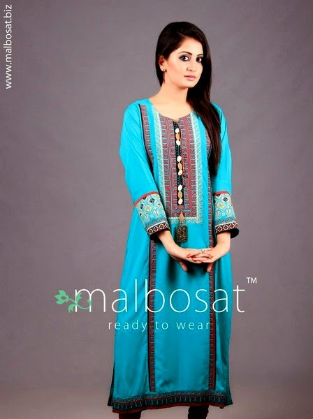 Kurta Fashion for summer 2014-2015