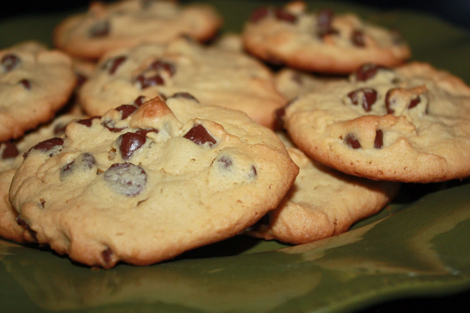 how to make homemade soft chocolate chip cookies