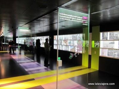 Exposicion Parlamentarium Bruselas