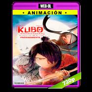 Kubo y la búsqueda samurái (2016) WEB-DL 720p Audio Dual Latino-Ingles