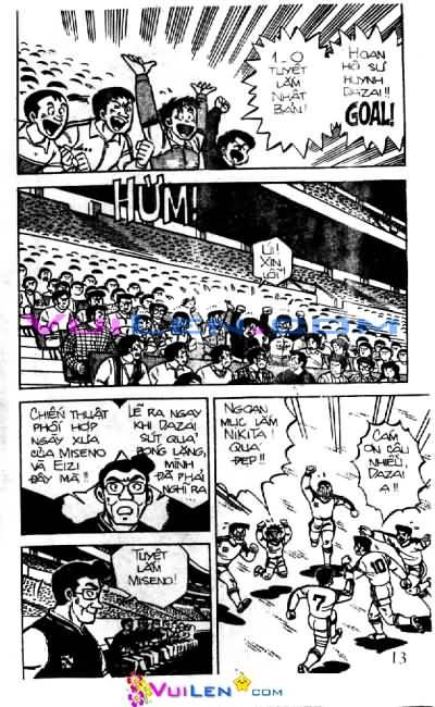 Jindodinho - Đường Dẫn Đến Khung Thành III  Tập 16 page 13 Congtruyen24h