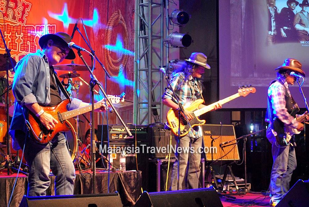 Corn Cake Kings at Miri Country Music Festival