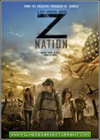 Z Nation 1ª Temporada Legendado Torrent (2014)