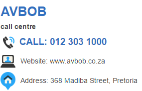 AVBOB Customer Service Number South Africa