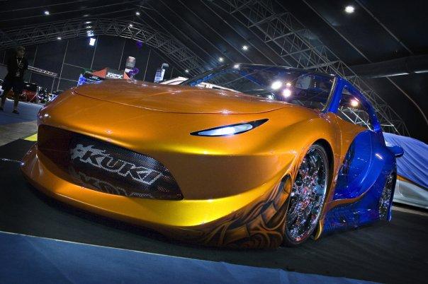 Kuki Modified Ford Fiesta Mk3 Modified Cars And Auto Parts