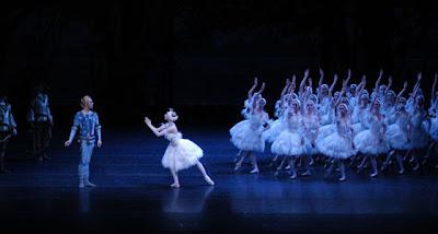Schwanensee INCREÍBLE: Russian State Ballet Pushkin con El Lago de los Cisnes   16.Marzo en CALPE
