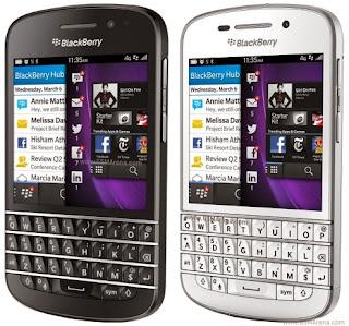 Harga Blackberry Terbaru 2014 - Baru Bekas