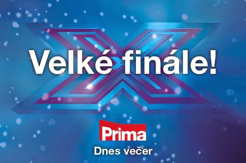 X FACTOR - Velké finále: Víme, co se bude zpívat a jak se zvolí vítěz!
