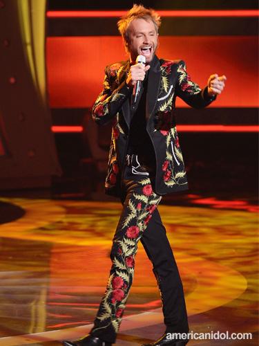 american idol paul mcdonald. pictures American Idol Top 9
