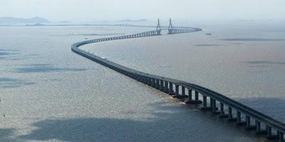 Jembatan Tol Jiaozhou Bay