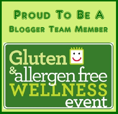 GFAF Wellness Event Official Blogger!