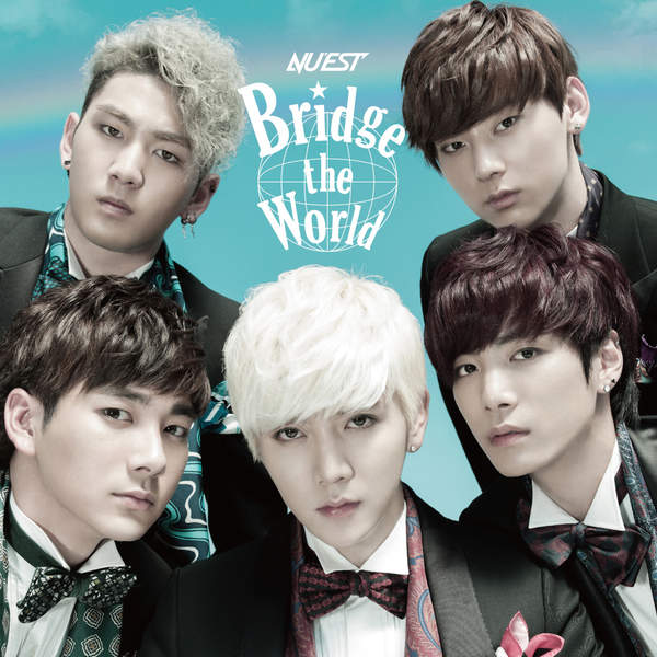 [Album] NU'EST – Bridge the World (2015.11.18/MP3/RAR)