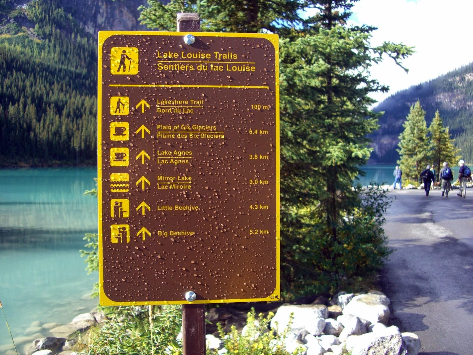 Hiking to the Plain of Six Glaciers, Lake Louise | Rudi\'s Blog