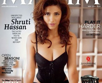 Shruthi Hassan  Sexy Images