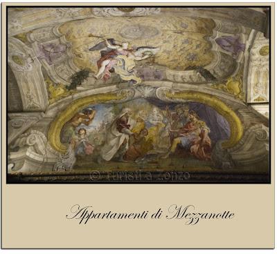 Palazzo Carignano Appartamenti di Mezzanotte - Torino