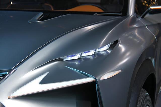 Lexus LF-NX 2013