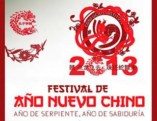 Festival de Año Nuevo Chino 2013 en la Ciudad de México