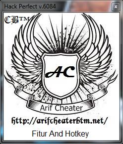 Cheat Audition AyoDance Perfect v.6084