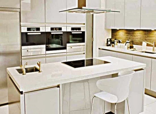 Desain Rak Dapur Simpel
