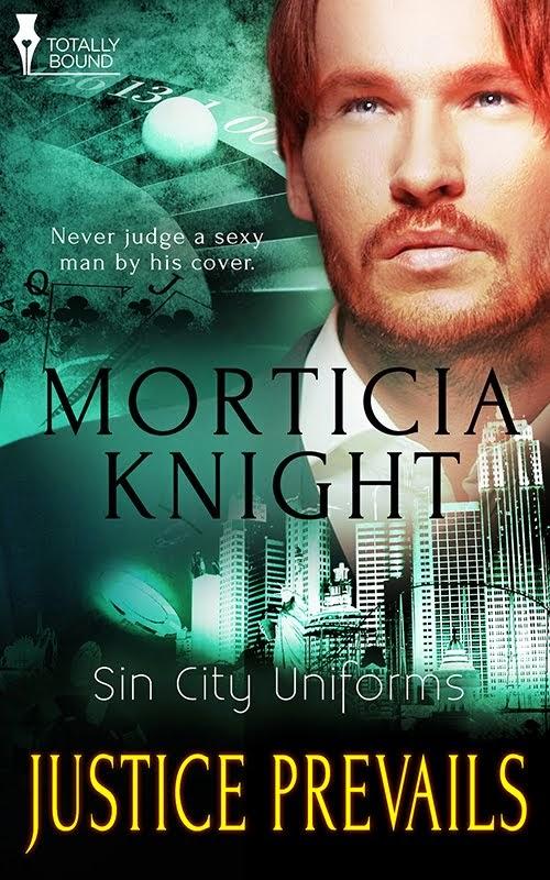 Out Now! Justice Prevails (Sin City Uniforms 3)