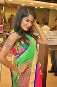 Anukruthi Glam pics in half saree-thumbnail-18