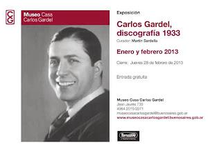 Carlos Gardel, 1933