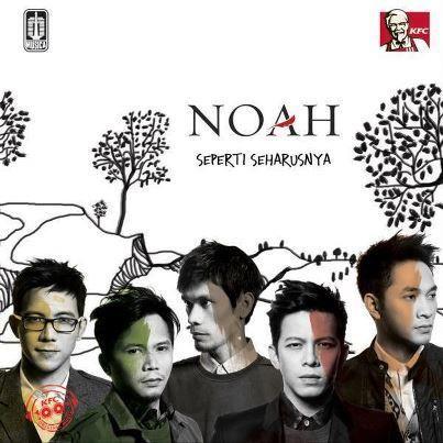 Album Noah 2012 Seperti Seharusnya