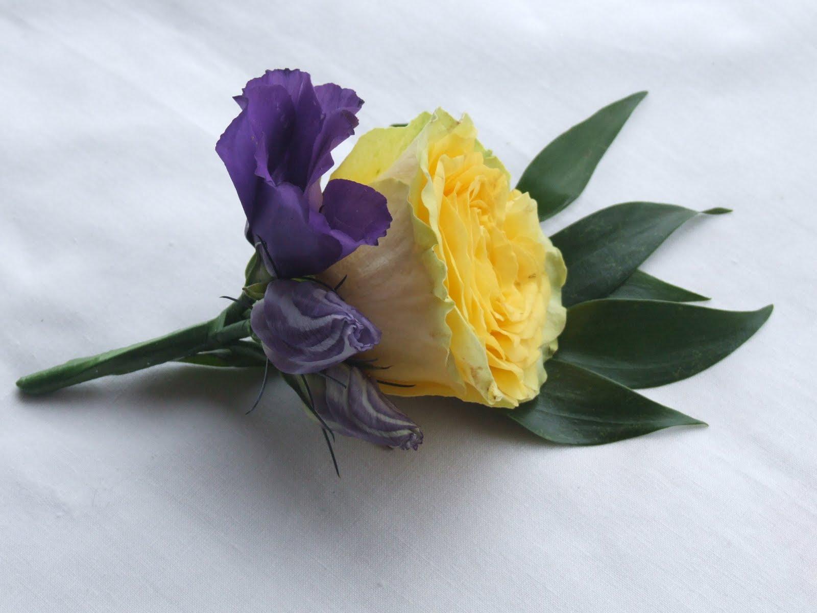 Rjs florist purple and yellow wedding flowers rjs florist mightylinksfo