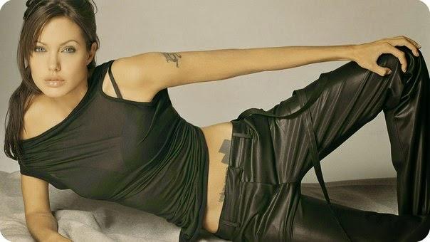 Легкий Способ Сбросить Вес!: Диета Анжелины Джоли!