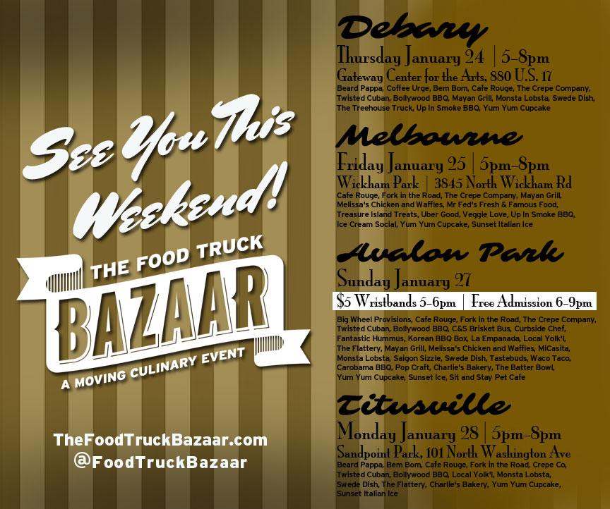 Love Park Food Truck Schedule