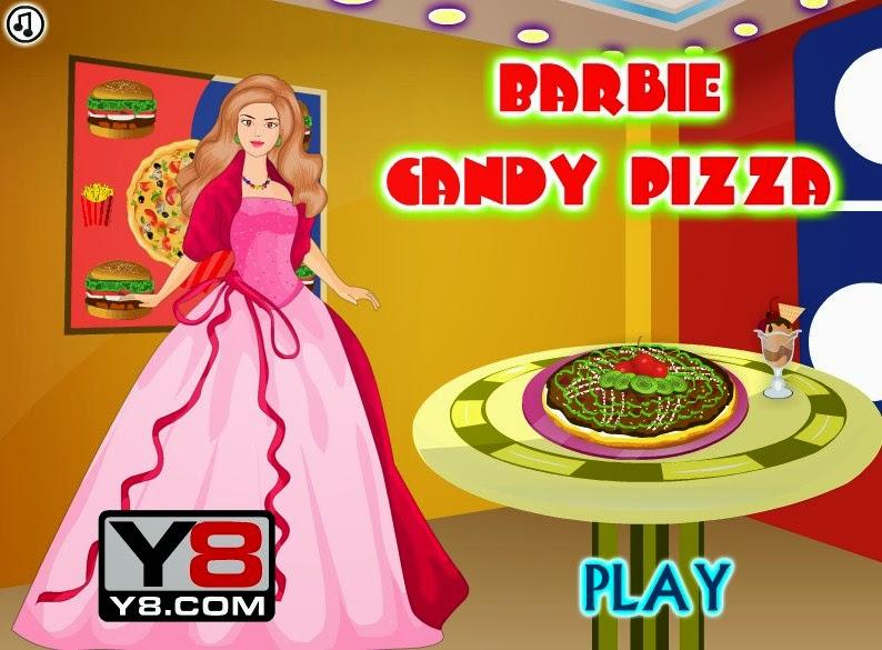 Permainan Memasak Barbie