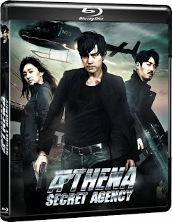 Athena Goddess of War (2011) BluRay 720p 800MB