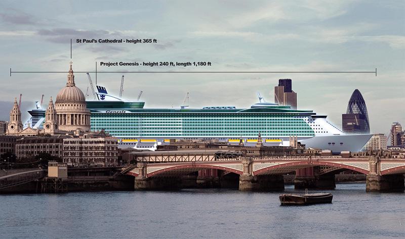 All Cruises Biggest Cruise Ship