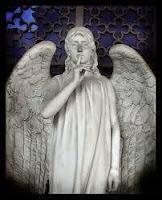 La Entrada al Santuario. Jean-Baptiste Willermoz  Angel+del+silencio