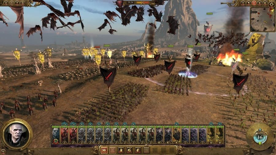 Total War - Warhammer Torrent Imagem
