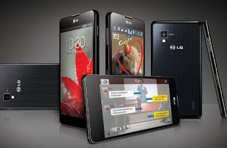 Pre-Order LG Optimus G Smartphone Tergahar Sudah Dibuka