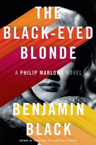 The Black-Eyed Blonde is also an audiobook --