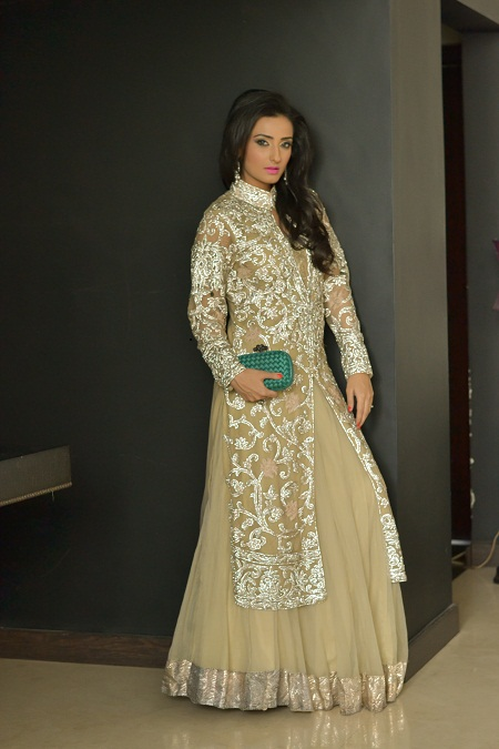 Fashion World: Latest and Elegant Party Wear Dress Collection By ...