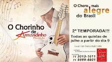 O Chorinho de Armandinho – O Chorinho Mais Alegre do Brasil, às quintas-feiras